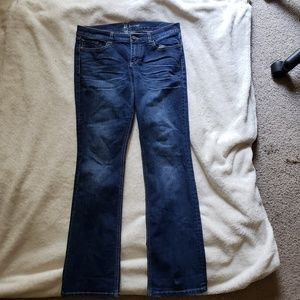 NY&C bootcut jeans